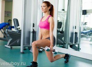 Силовые упражнеия для похудения