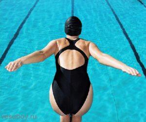 Плавание и лишний вес