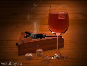 Лишний вес и алкоголь